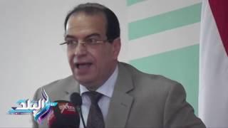 محافظ الدقهلية: المحافظة ستشهد طفرة بافتتاح مشروعات محطات صرف صحى جديدة.. فيديو