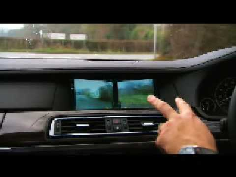 Bmw 7 Series Sideview Camera Review Youtube