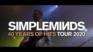 Simple minds perth