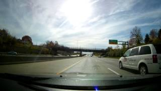 車載動画 Driving in Kansas City