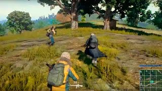 SQUAD de 4!! PLAYERUNKNOWN'S BATTLEGROUNDS (PUGS)