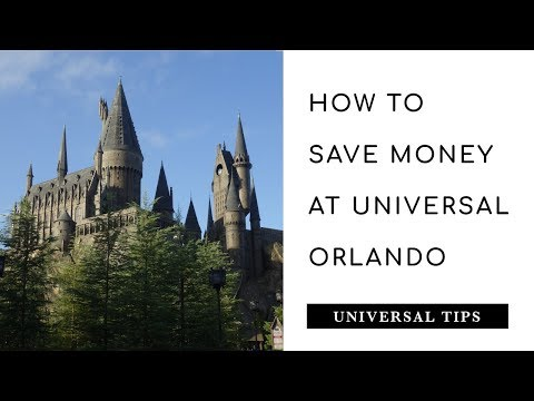How To Really Save Money At Universal Orlando | Top 10 Insider Tips