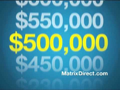 matrix direct insurance services youtube. Black Bedroom Furniture Sets. Home Design Ideas