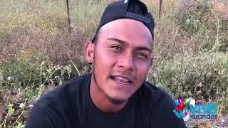 #EnVivo #Ayotlan pasa por aquí la caravana migrante hondureña