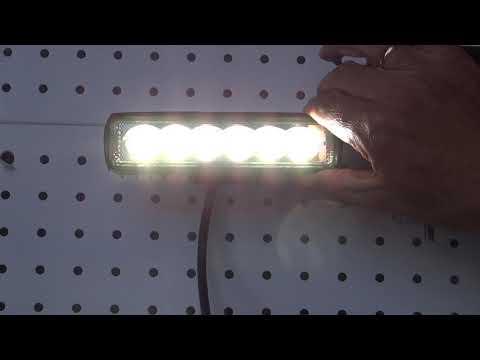 Светодиодные фары.18 Ватт