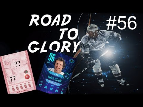 OMG I Pulled Ultimate Legend and OP Flashback SITTLERS-  ROAD TO GLORY E56  NHL 18 Ultimate Team