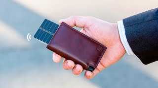 Top 5 WALLET On Amazon 2018 - Best Minimalist Wallet And Card Holder