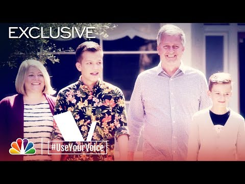 The Voice 2018 - Britton Buchanan and Jackie Verna (#UseYourVoice)