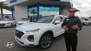 Car Review 2019 Hyundai Santa Fe ULT