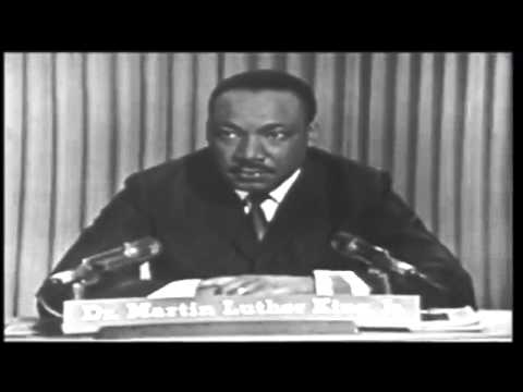 Martin Luther King Jr. on NBC