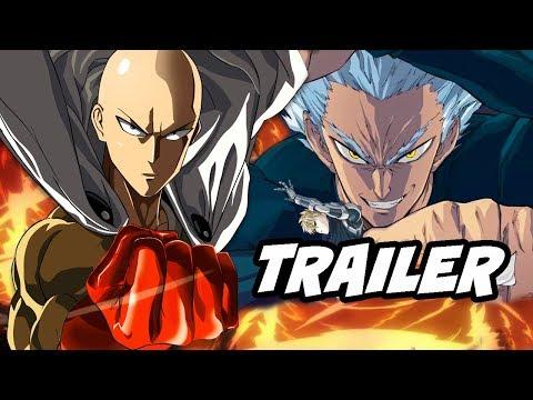 One Punch Man Season 2 Trailer - Saitama vs Garou Ultimate Fight