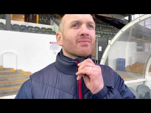 Post Match Reaction: O'Donnell on Oriel Point