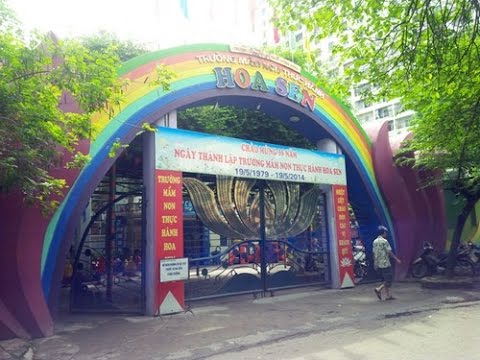Trường mầm non Tư Thục Hoa Sen