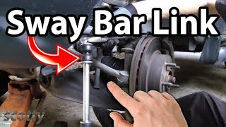 Fixing Front End Clunks In Your Car (Sway Bar)