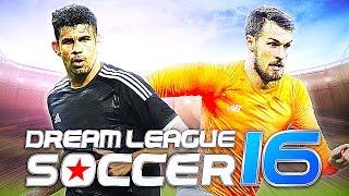 Dream League Soccer 16 - Альтернатива Фифа 16?(Dream League Soccer 16 – если вы предпочитаете традиционный футбол, то есть, полноценный симулятор, в таком случае..., 2016-04-21T13:09:54.000Z)