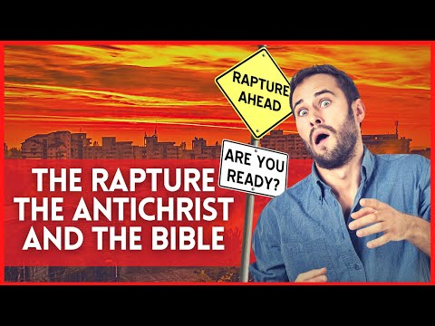 The False Rapture, the Antichrist, and the Bible by Johanna Zender