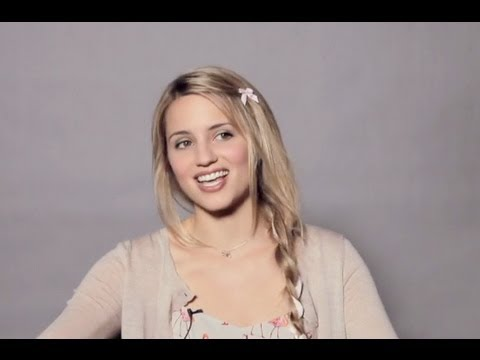 Dianna Agron Interview for The Family