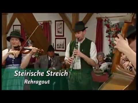 Steirische Streich - Rehragout