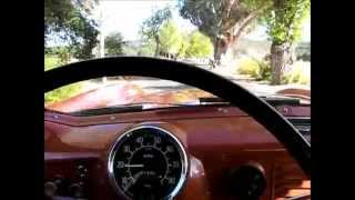 1956 Nash Metropolitan Coupe Test Drive in Sonoma Wine Country