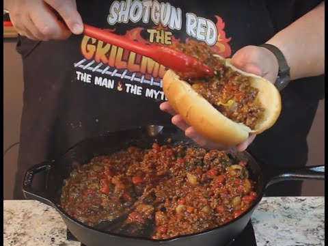 Beer Hot Dog Chili!  (Great on Hot Dogs or Brats!)