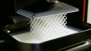 Самый быстрый 3D принтер Carbon M1(, 2016-12-31T16:45:31.000Z)