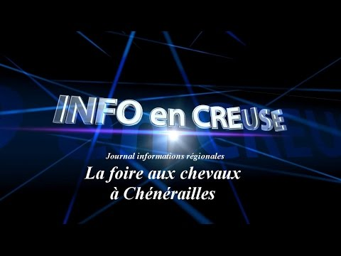 La foire de Chenerailles