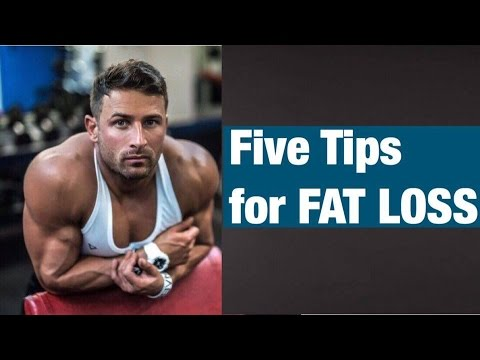 FIVE TIPS FOR FAT LOSS | EUROVLOG 3: BRATISLAVA