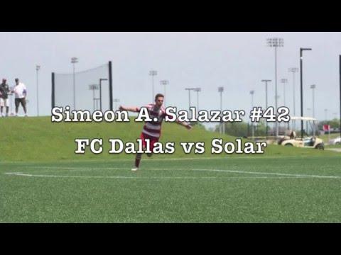 FC Dallas Academy U16 vs Solar Academy U16