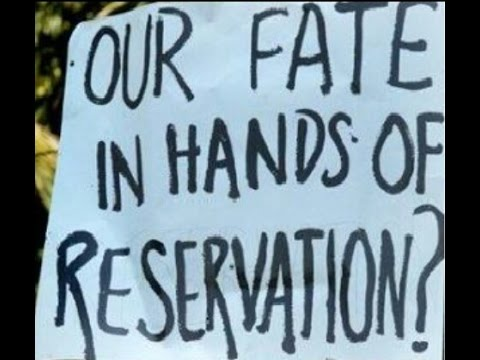 CASTE BASED RESERVATION IN INDIA (A SHORT STORY)