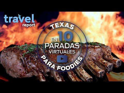 La gastronomía de Texas en 10 paradas virtuales