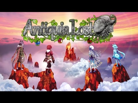 RPG Antiquia Lost - Official Trailer