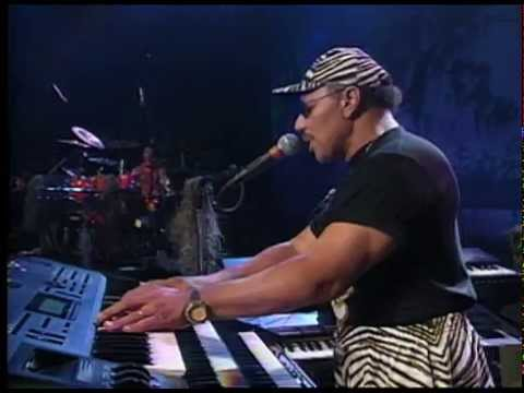 The Neville Brothers - Sitting In Limbo - 10/31/1991 - Municipal Auditorium New Orleans (Official)