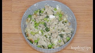 Homemade Dog Food with Cottage Cheese (High in Vitamins and Minerals)