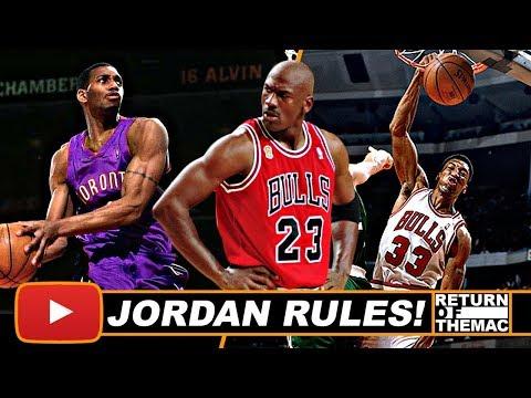 TMac Says Michael Jordan Didn't Allow PippenMcGrady Trade  The Jump