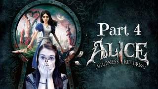 Alice: Madness Returns (Part 4) The Mad Hatter's arms!!!