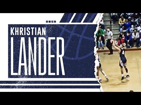 Khristian Lander | FJ Reitz Basketball | Ultimate Junior Highlights