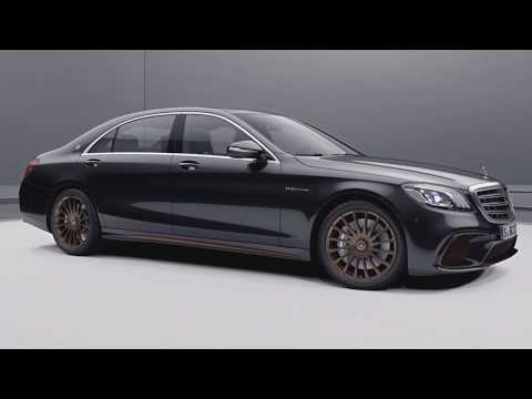 2019 Mercedes Benz S65 AMG Final Edition: Another V12 Discontinued !!