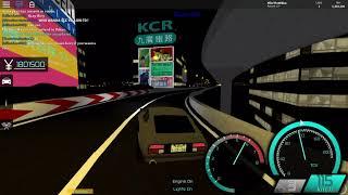 Wangan Midnight fangame on roblox!? -Midnight Racer DEMO