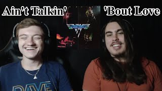 College Students' First Time Hearing - Ain't Talkin' 'Bout Love | Van Halen Reaction