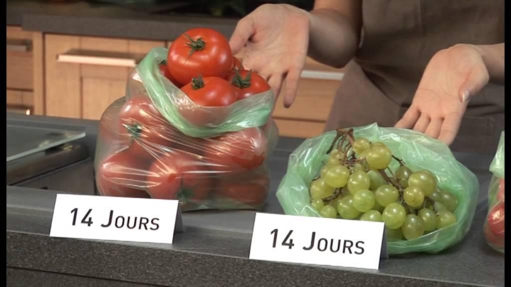 vegetabags comment conserver les fruits et les légumes frais - youtube