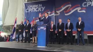 Milorad Dodik - Ne može nam niko ništa