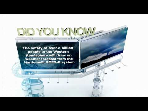 Harris Corporation - Did You Know