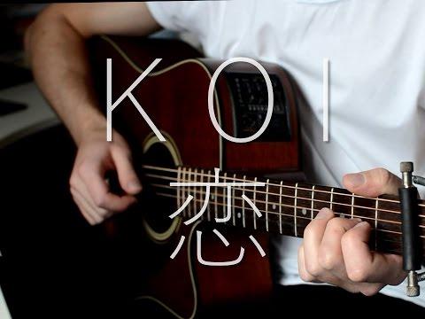 Gen hoshino koi fingerstyle guitar cover youtube for Koi hoshino gen