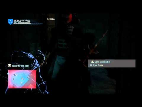 Assassin's Creed Unity - Multiple cover kills, back to back