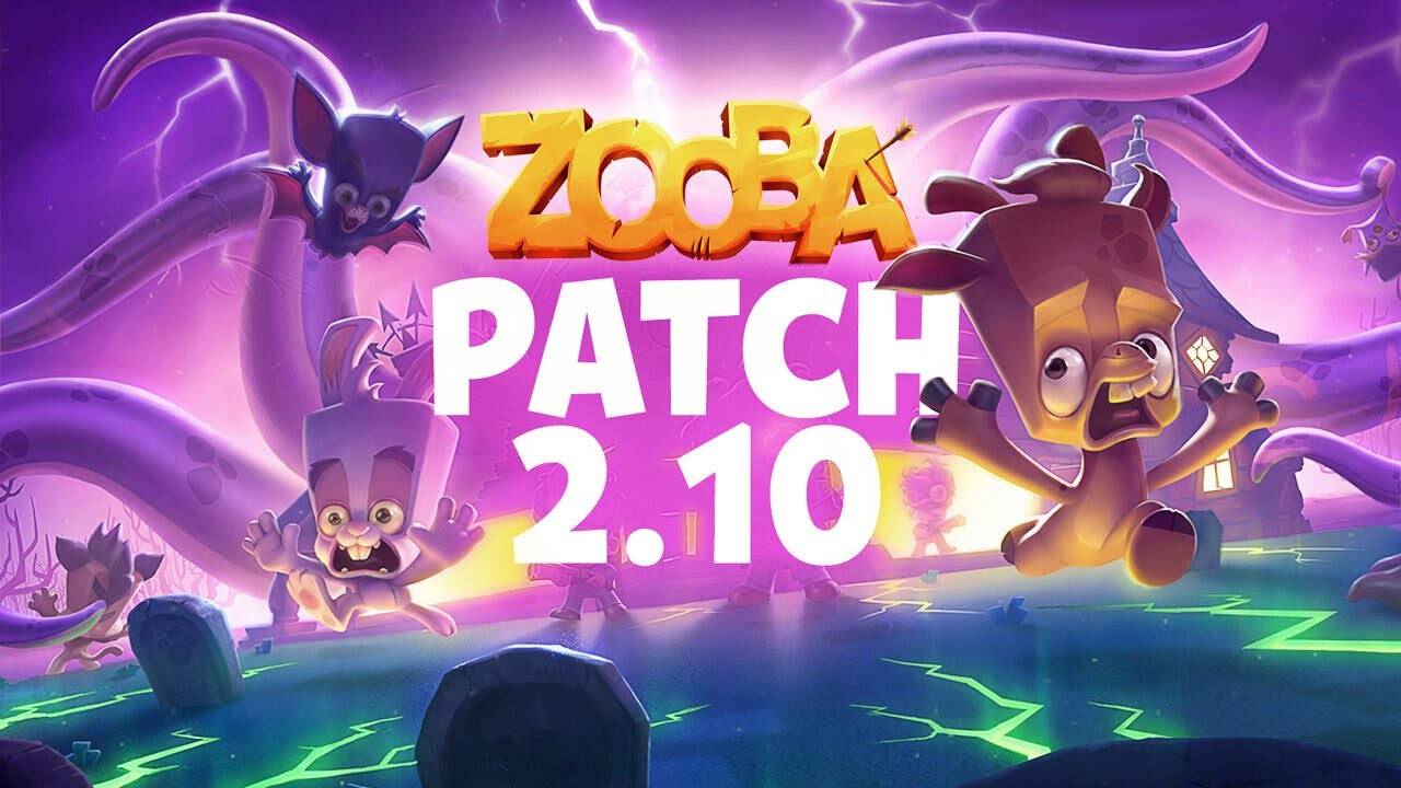 Patch 2.10 Highlights - Happy Zoobaween!