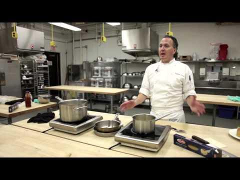 Anthony Borgo, proud faculty member, Georgian's Culinary programs