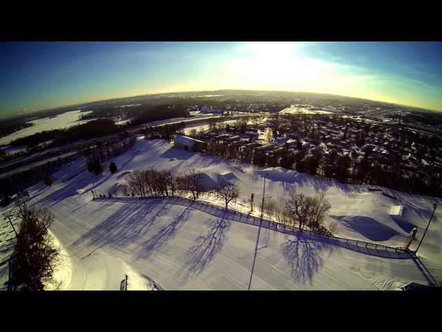 Buck Hill Terrain Parks 2014