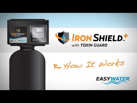 How It Works: EasyWater Iron Shield+ With Toxin Guard