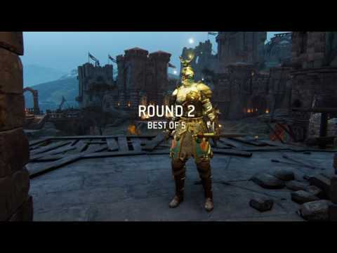 For honour to 1v1 game play
