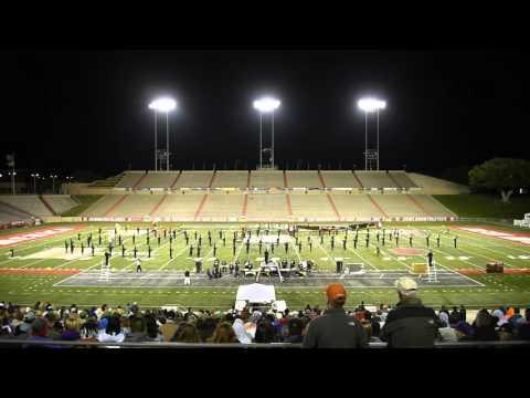2015 La Cueva High School - Marching Band - ZIA Marching Band Finals